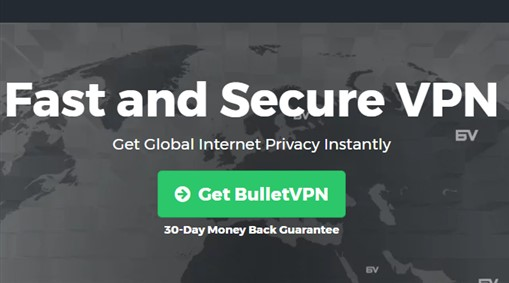 BulletVPN for PC
